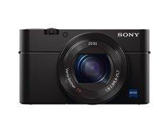 """Sony Cyber-shot DSC-RX100M4 - Cámara compacta de 20.1 Mp (Sensor de 1"""" Exmor RS con 20 MP, ZEISS T*24-70mm, Visor XGA OLED, Selfie LCD, Wi-Fi/NFC, estabilizador óptico), negro"""