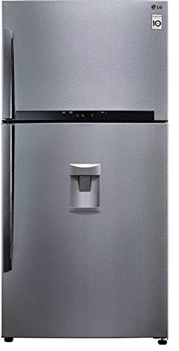 LG GTF744PZPM Libera installazione 511L A++ Acciaio inossidabile frigorifero con congelatore