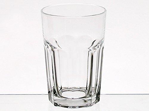 Pasabahce Casablanca Set Bicchieri Alto, Vetro, Trasparente, 36 cl, 12 Pezzi