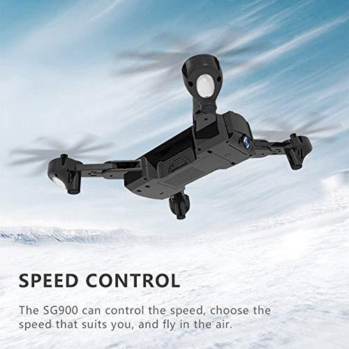 ArgoBo SG900 Pieghevole Quadcopter 720 P Drone Quadcopter WiFi FPV Droni Flusso Ottico...