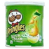 Coronel Pringles Sour Cream & Onion 40g x Fall von 12