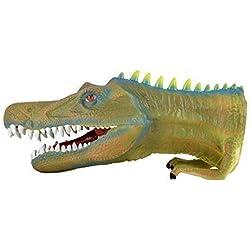 BW & H Dinosaurio Títere de Mano Realista Detalles Jurásico Juego Juguete