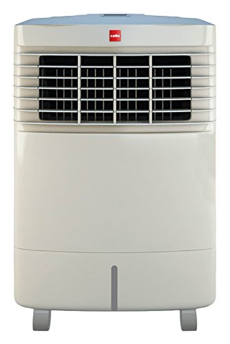 Cello Trendy+ 22 Ltrs Personal Air Cooler (White) - with Remote Control