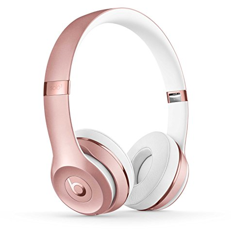 Beats Solo3 Wireless On-Ear Kopfhörer - Roségold