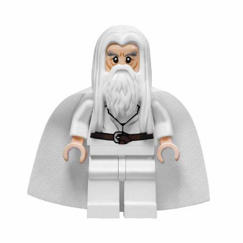 LEGO El Señor De Los Anillos: Gandalf La Color Blanco Minifigura