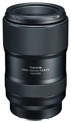 TOKINA FIRIN - Óptica Macro F2.8 para Sony FE (100 mm)