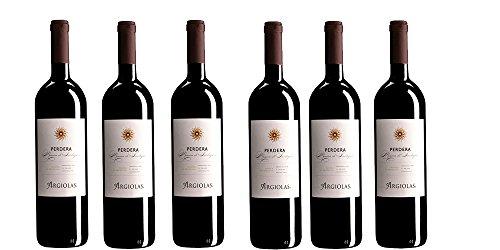 6 bottiglie di Perdera - Monica di Sardegna cl.75