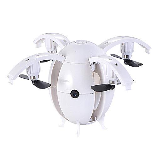 Elementral UAV WiFi RC Drone Toy Flying Egg Folding UAV Pieghevole, 2 Milioni di Riprese HD