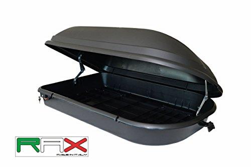 RAX Box da tetto 320 Litri
