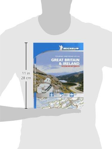 Atlas Great Britain & Ireland (Atlas de carreteras Michelin) 1