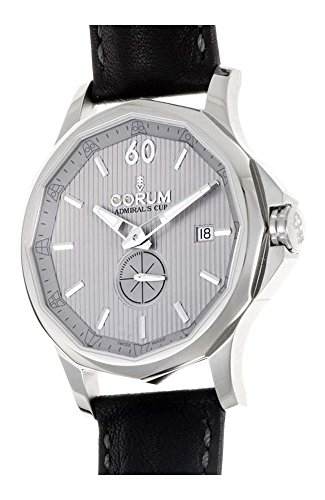Corum Admiral's Cup Legend 42 Automatic Steel Mens Watch Calendar 395.101.20/0F61 FH10 - 3