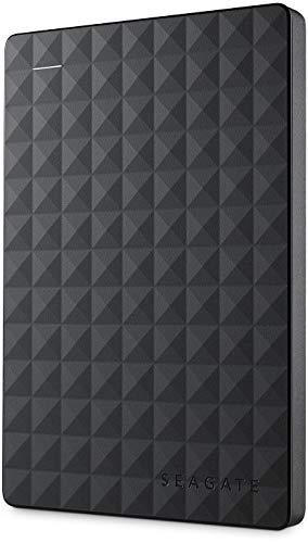 Seagate Expansion, Hard Disk Esterno portatile, USB 3.0, Nero, 2 TB