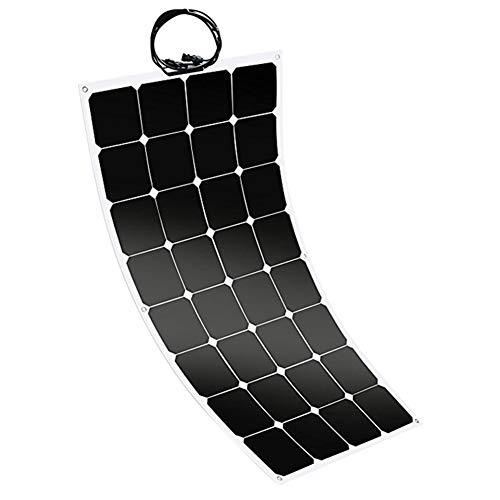 MAG.AL Flexible Solar Paneles De Energia 100W Cargando Paneles Solares Semi Flexibles Silicio Monocristalino Poder del Sol Energía Solar Panel Fotovoltaico