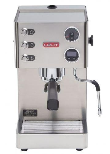 Lelit Grace PL81T Macchina Espresso Semiprofessionale ideale per Caffè Espresso, Cappuccino e...