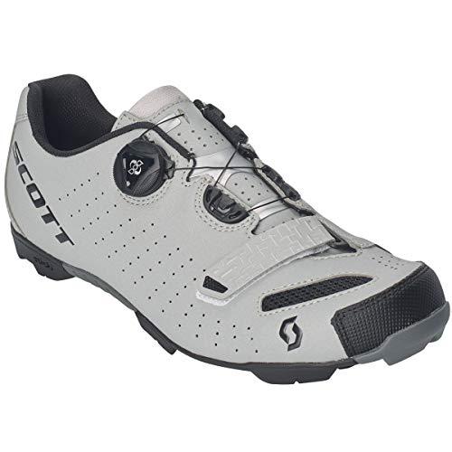 Scott MTB Comp Boa Damen Fahrrad Schuhe Reflective grau/schwarz 2019: Größe: 39