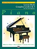 Alfred's Basic Piano Course Lesson Book: Complete 2 & 3 (Alfred's Basic Piano Library)