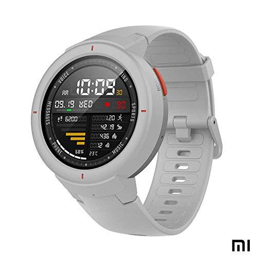Amazfit Verge Xiaomi Smartwatch - Orologio sportivo GPS| Sensore della frequenza cardiaca|...