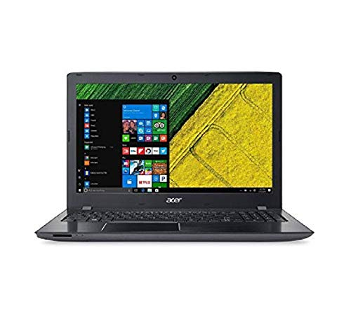 Acer Aspire ES 15 UN.GRSSI.005 15.6-inch Laptop (7th Gen Intel Core i3 7020U/4GB/1TB/Windows 10 Home/Integrated Graphics), Obsidian Black