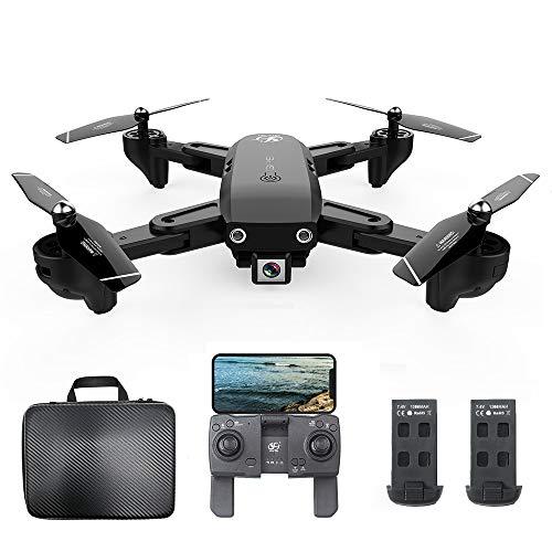 Mobiliarbus RC Drone CSJ S166 GPS con videocamera 1080P Seguimi Ritorno Automatico a casa WiFi FPV...