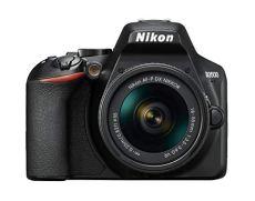 Nikon D3500 - Cámara digital 24,2 MP VR (24,2 MP, 6000 x 4000 Pixeles, CMOS, Full HD, 365 g, Negro) - Nikonistas