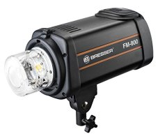 Bresser FM-800 Flash de estudio de alta velocidad