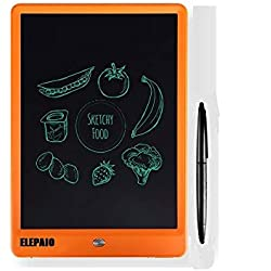 "Portable RuffPad E-Writer (Updated -2018) 10"" with Stylus (Orange)"