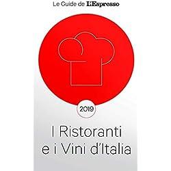 I ristoranti e i vini d'Italia 2019