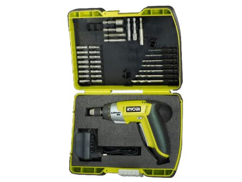 The Ryobi CSD4130GN is a well-designed piece of kit. Its boisterous and robust and very easy and comfortable to use.  You can depend on it while working on smaller projects such as kitchen fitting, building cupboards, putting up shelves, building flat pack furniture.