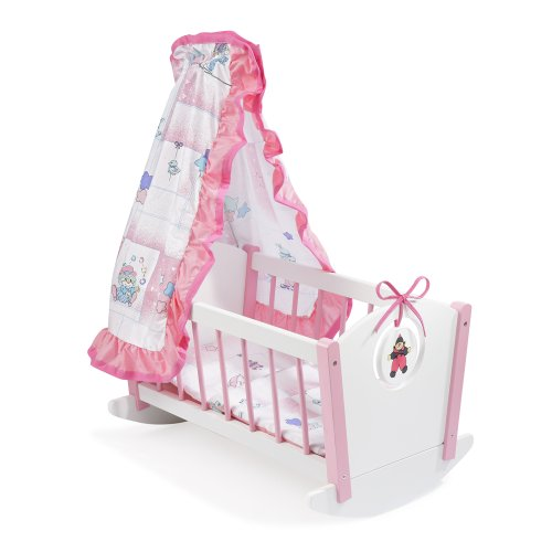 howa - culla per bambole, letto bambola 2300