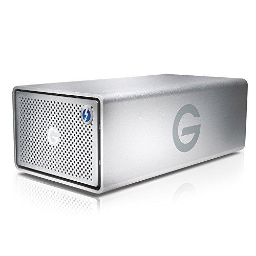 G-Technology 0G05013 HDD da 20 TB, Velocita Fino a 480 MB/s, 7200 Rpm