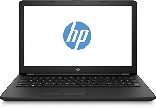 HP Notebook 15-BS000NS - Ordenador portátil (Intel Celeron N3060, 4GB RAM, 500GB HDD, Windows 10), Color Negro - Teclado QWERTY Español