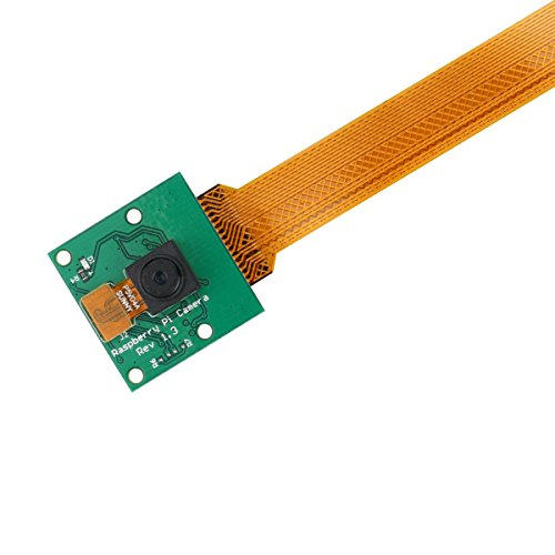 Modulo fotocamera webcam 5 MP, supporta video 1080p / 720p, per Raspberry Pi Zero e Zero W