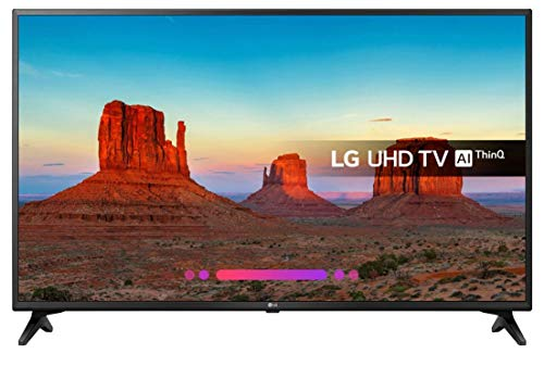 LG 49UK6200 Smart TV UHD 4K da 49', Active HDR, HDR10 pro e HLG