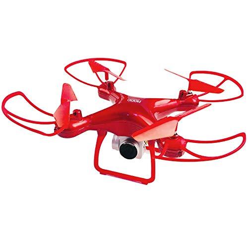 QYLT FPV RC Drone Quadcopter, Telecamera Grandangolare WiFi Regolabile da 2MP Video Live HD, Altitude Hold, modalità Headless, One Key Return 3D Flip, Long Time Flight