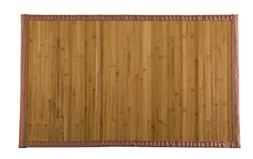 Estores Collection Tappeto Bamboo Noce 140 x 200 cm