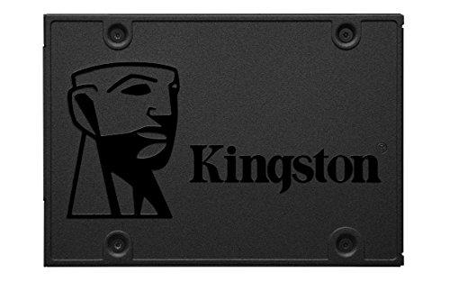 Kingston SSD A400, 480 GB Drive a Stato Solido, 2.5', SATA 3