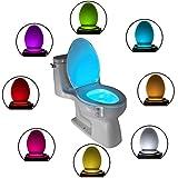 """Wichtig: """"Luneko"""" ist der einzige verifizierte Verkäufer des originalen ToiLight. Kaufen Sie nicht bei anderen Anbietern, da wir ihre Produktqualität nicht garantieren können. ToiLight wird Ihren Toilettensitz in ein sanftes Nachtlicht verwandeln: Ve..."""