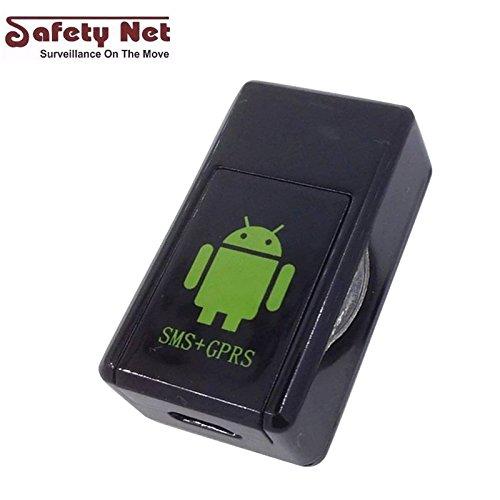SAFETYNET GF08 Mini Global Locator GPS MMS Photo Video Voice Recorder Camera GSM SIM GPRS Tracker for Kids Pets Elder Cars Anti Lost Alarm