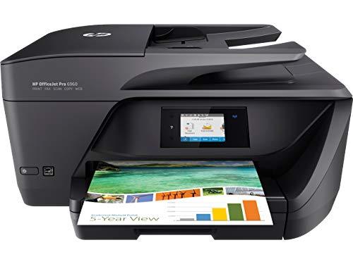HP OfficeJet Pro 6960 T0F32A Stampante Multifunzione a Getto di Inchiostro, Stampante, Scanner,...
