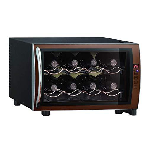 Sonw Yang Raffreddatore di vino a temperatura costante e umidità del vino rosso - Raffreddatore di...
