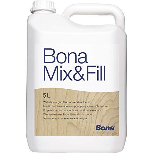 LT5 di Bona MIX&FILL - stucco all'acqua professionale per parquet