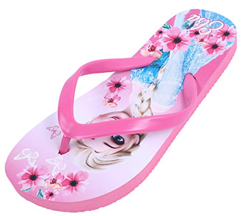 Infradito Rosa per Ragazze Frozen Disney 25/26 EU