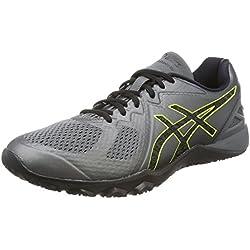 ASICS Chaussures de Fitness/Cross Training de Homme Conviction x