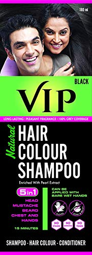 VIP HAIR COLOR SHAMPOO