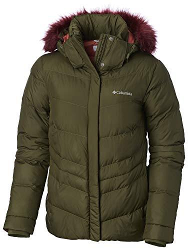 Columbia Women's Peak to Park Insulated Jacket, Nori, X-Small