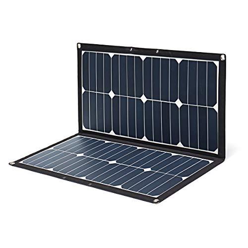 5 V/18 V 55 W 3.1 V/2.1 A Interfaz USB Solar bolsa plegable portátil energía fotovoltaica panel solar paquete