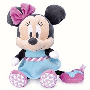 Disney Baby - Peluche Musical con diseño Minnie, 24 cm (Famosa 760013414B)