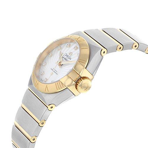 Omega Constellation Brushed Chronometer 123.20.27.20.55.002 - 3
