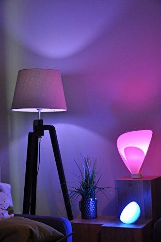 Philips-Hue-Kit-de-Dmarrage-White-And-Color-Ambiance-avec-3-X-E27-10-W-Pont-Inclus-Un-Kit-de-Lampes-Connectes-Ampoules--Variation-de-Couleurs-Fonctionne-avec-Alexa