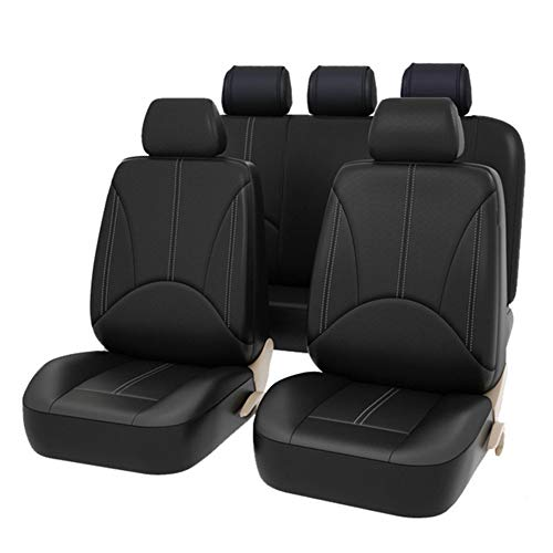 AUTO HIGH - Coprisedili Universali per Auto, Set Completo di Fodere per Seggiolino Auto, Protezioni...
